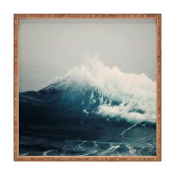Bree Madden Sea Wave Square Tray