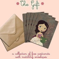 The Gift Postcard Pack