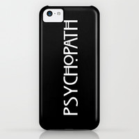 Tate Langdon Psychopath American Horror Story iPhone & iPod Case by Zharaoh