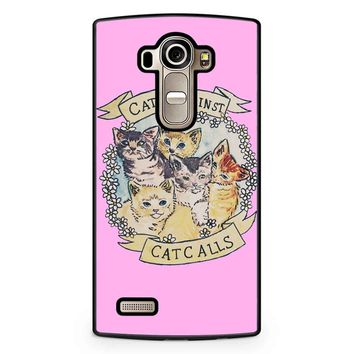 Cats Against Cat Calls LG G4 Case