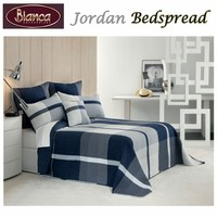 Jordan Blue Bedspread with Pillowcase(s) by Bianca (The Price is in AUD)