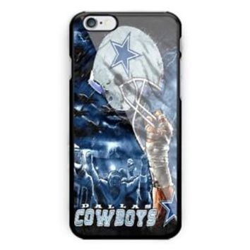 Best Dallas Cowboys NFL For iPhone 6 6s 7 8 X Plus Har Plastic Case