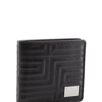 Versace - Couture Quilted Billfold Wallet