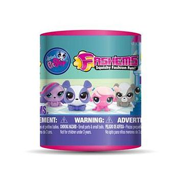 Littlest Pet Shop Fash'ems Series 1 Single Pack