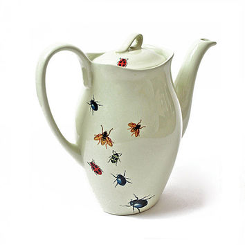 Bugs Life Teapot by yvonneellen on Etsy