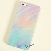 Colourful Paiting iPhone 5 Case - Colourful Paiting iPhone 5s Case - Paiting case for iPhone 4/4s/5/5S