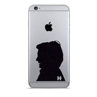 Hillary Clinton Velvet Stickers - President 2016 iPhone 6 Decals - Democrats iPhone 6 Plus Stickers -  2016 Election Galaxy s5 - Clinton Art