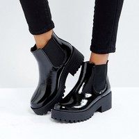 Park Lane Chunky Chelsea Boot at asos.com