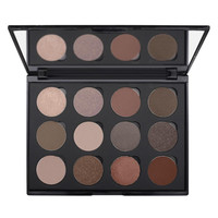 12-Well Eyeshadow Palette - Tomboy Chic