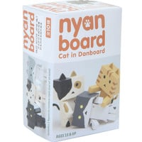 Nyanboard Cat In Danboard Blind Box Figure
