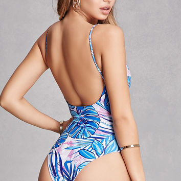 Kulani Kinis Tropical One-Piece