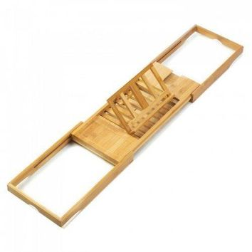 Bamboo Bath Caddy (pack of 1 EA)