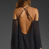 Jen's Pirate Booty Wildlife Drop Back Mini in Black from REVOLVEclothing.com
