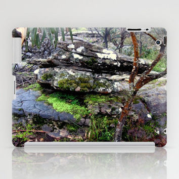 Volcanic Rock iPad Case by Chris Chalk