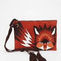 Minimarket Fiery Fox Clutch
