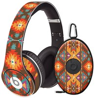 Aztec Tribal Skin for the Beats Studio Headphones & Case by skinzy.com