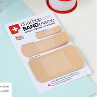 Chachap Band memo sticky notes 60 sheets