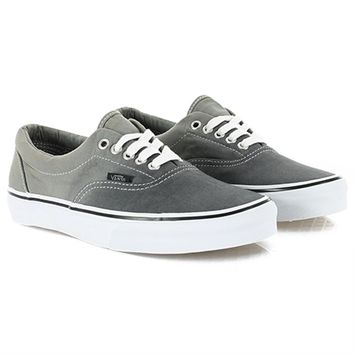 Baskets Vans Era Ombre Black Mid Grey - LaBoutiqueOfficielle.com