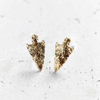 Urban Renewal Arrowhead Stud Earring