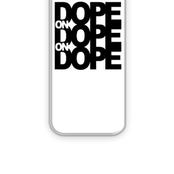 Dope on Dope on Dope - iPhone 5&5s Case