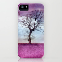 ATMOSPHERIC TREE | Pink Morning iPhone Case by 📷 VIAINA | Society6