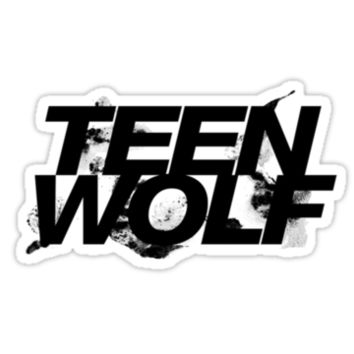 Teen Wolf Logo T-Shirts & Hoodies