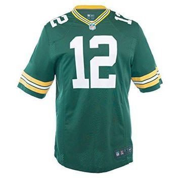 Aaron Rodgers Green Bay Packers Green Nike Jersey