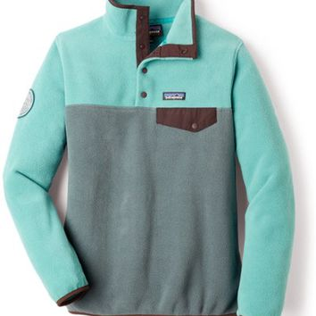 Patagonia Lightweight Synchilla Snap-T Conservation Alliance Fleece Pullover - Women's