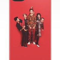 One Direction Christmas iPhone Case