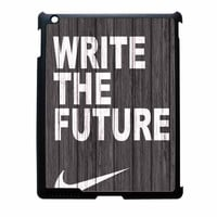 Nike Future On Wood Gray iPad 3 Case