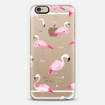 Pink Flamingo iPhone 6S Case