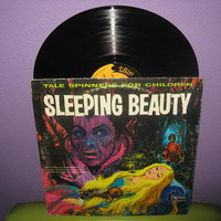 Rare Vinyl Record Sleeping Beauty  Tale by JustCoolRecords on Etsy