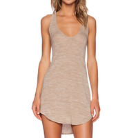 Riller & Fount Coco Dress in Dirty Blonde