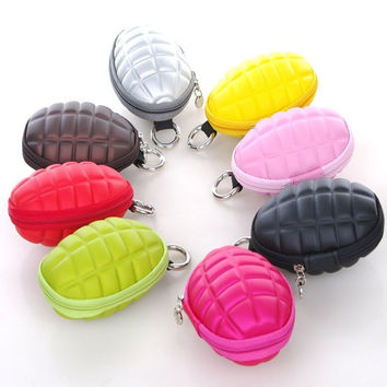 Cute Small Purse Kids Children Wallet Candy Color Men Women Fashion Wallet Key Holder Coin Purse = 1958539716