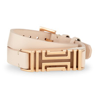 Fitbit-Case Double Wrap Bracelet - Tory Burch
