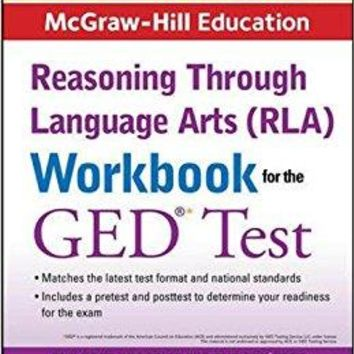 McGraw-Hill Education Reasoning Through Language Arts (RLA) for the GED Test CSM WKB