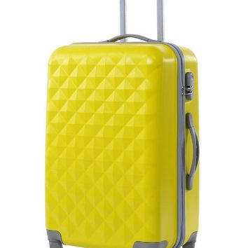Expandable Hardshell Travel Set Trolley Suitcase Luggage