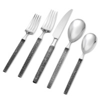 Tuscany 5 Piece Flatware Set - Argent Orfèvres