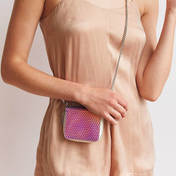 Metallic Crossbody Wallet | Urban Outfitters