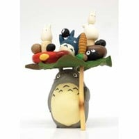 "Totoro ""Tsumu Tsumu"" Stackable Toy"