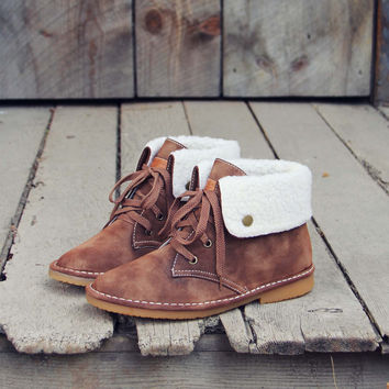 The Snowy River Booties