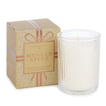 Mulled Spice Boxed Candle