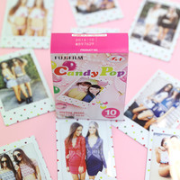 Fujifilm - Instax Mini Film 10 Pack - Candy Pop