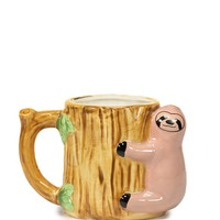 The Slowest Sloth Mug