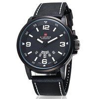 MEN CASUAL QUARTZ WATCH