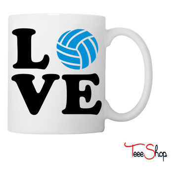 Volleyball Coffee & Tea Mug