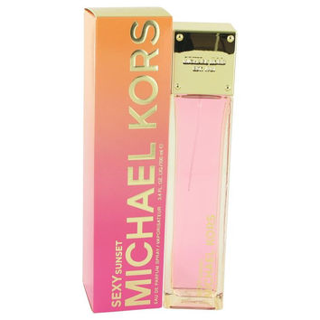 Michael Kors Sexy Sunset by Michael Kors Eau De Parfum Spray 3.4 oz