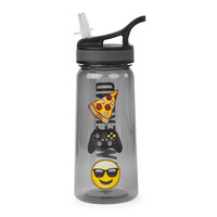 Boys 'Hashtag Weekend' Emoji Water Bottle | The Children's Place
