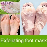 1 Pair Beauty Remove Dead Skin Foot Mask Smooth Exfoliating Mask For Feet Baby Foot