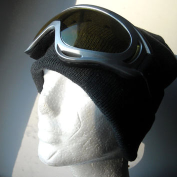 Rise of the Tomb Raider inspired ski goggles and hat